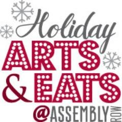 Holiday arts & eats at assembly row Ducks in a Row