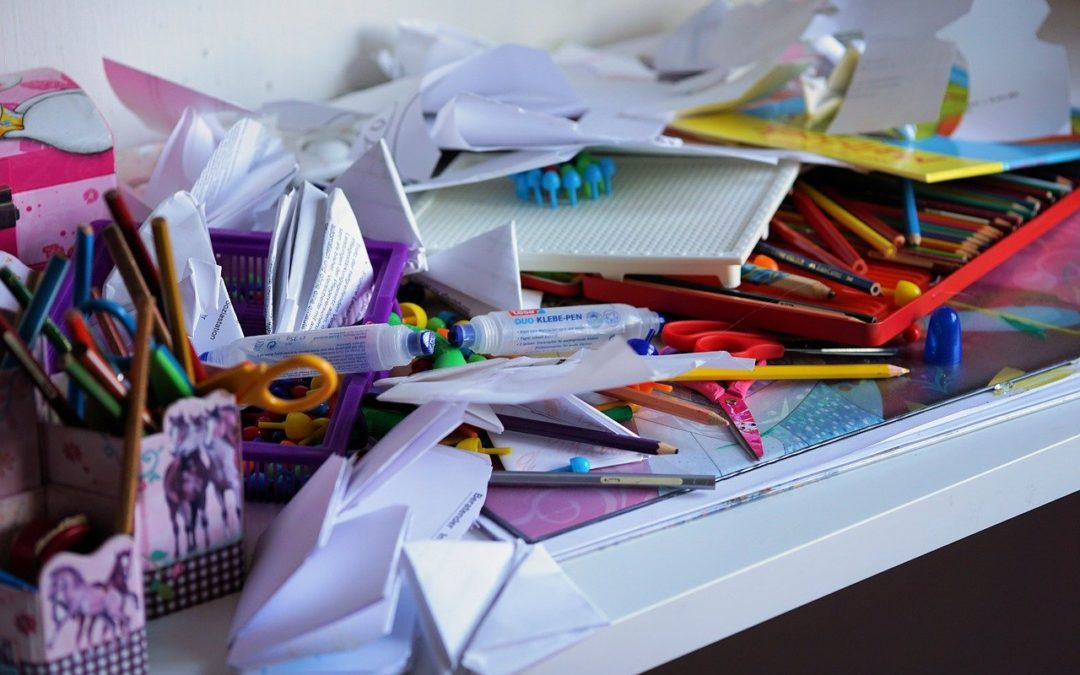 Quick Tips to Home & Office Organization!