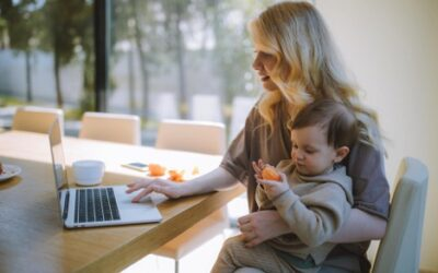 How to Survive Working from Home  When You Have Kids